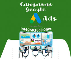 Gestión de campaña <br>de Google Ads