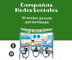 Gestión de campañas de Redes Sociales<br>Facebook o Instagram
